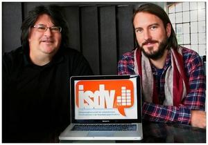 Haben viel vor: der Erste und Zweite Vorsitzende der ISDV, Marcus Pohl (links) und Sebastian Duellmann (Bild: Sue Stoeffler)