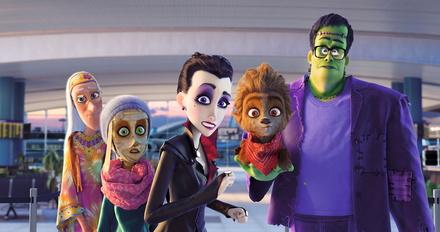 """""""Happy Family"""" war auch am fünften Wochenende ein Fall für die Top ten (Bild: Warner)"""