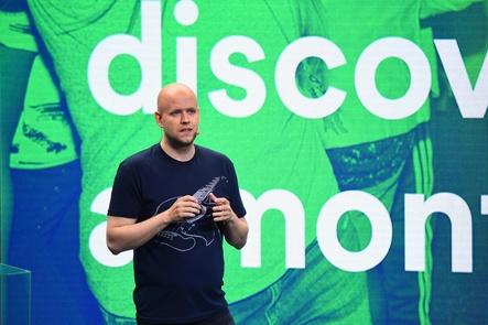 Hat sich nun angeblich auch mit Sony Music auf einen Lizenvertrag geeinigt: Spotify-CEO Daniel Ek (Bild: Spotify)