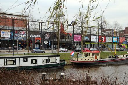 Hier gehen die MusikWoche-Panels über die Bühne: Im Oosterpoort in Groningen (Bild: MusikWoche)