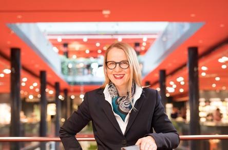 Hört nach über 20 Jahren bei Dussmann - das KulturKaufhaus auf: Julia Claren (Bild: Herschelmann)