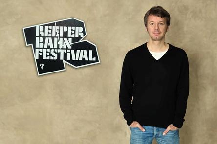 Ihm liegt die Förderung des Musikjournalismus am Herzen: Detlef Schwarte vom Reeperbahn Festival (Bild: Rieka Anscheit)
