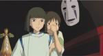 "Im Anime-Sortiment verteten: ""Chihiros Reise ins Zauberland"" (Bild: Universum (Constantin))"
