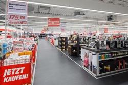 Im neuen Media Markt werden 30.000 Artikel vorrätig gehalten (Bild: Media-Saturn-Holding GmbH)