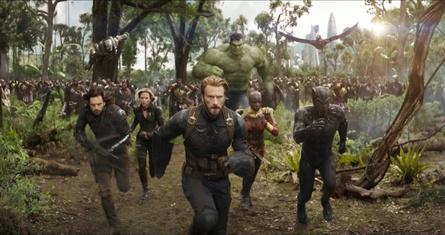 """Im September erscheint """"Avengers: Infinity War"""" auf DVD und Blu-ray (Bild: Walt Disney)"""