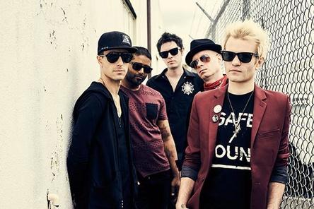 Immer beliebter in Deutschland: Sum 41 (Bild: Hopeless Records/Target Concerts)