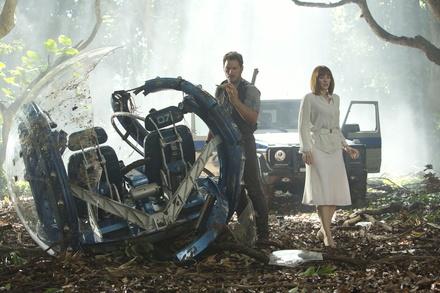 """In fünf Tagen zur Besuchermilion in Deutschland: """"Jurassic World"""" (Bild: Universal)"""