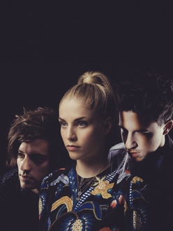 In UK an der Spitze: London Grammar (Bild: Universal Music)