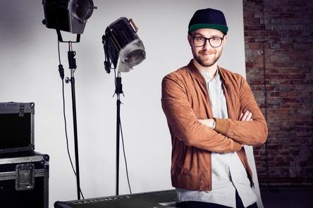 """Ist 2018 der neue Gastgeber von """"Sing meinen Song - Das Tauschkonzert"""": Mark Forster (Bild: Robert Grischek/Mediengruppe RTL Deutschland)"""