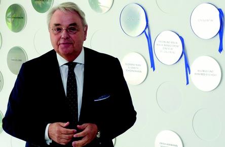 Ist mit CTS Eventim auch an der Börse erfolgreich: Klaus-Peter Schulenberg (Bild: CTS Eventim)