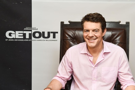 "Jason Blum stellte ""Get Out"" in Berlin vor (Bild: Universal)"
