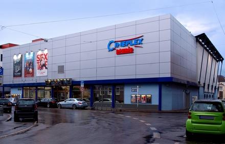 Kino Reutlingen Cineplex