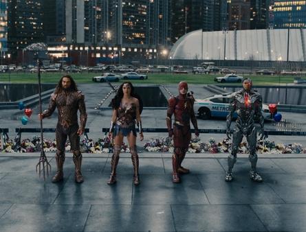 """Justice League""-Besprechung ist online (Bild: Warner)"