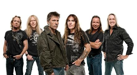 Kehren zu Rockavaria zurück: Iron Maiden (Bild: John McMurtrie)
