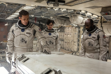 "Klare Nummer eins: ""Interstellar"" (Bild: Warner)"