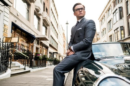 "Klare Nummer eins: ""Kingsman: The Golden Circle"" (Bild: Fox)"