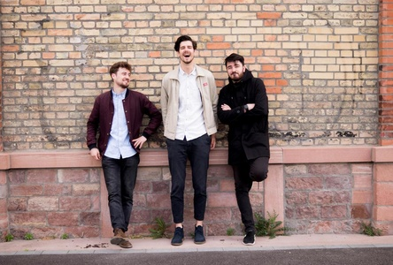 Können mit mehr Geld für ihr Start-up rechnen (von links): Jakob Höflich, Markus Schwarzer und Joshua Weikert (Bild: Stadtmarketing Mannheim GmbH / Nadja Capellmann)