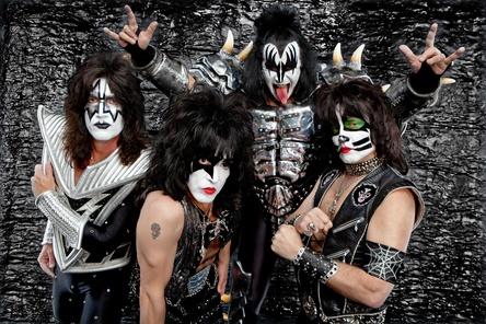 Kommen dieses Jahr doch nicht nach Europa: Kiss (Bild: Wizard Promotions)