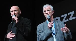 Künstlerische Leiter der jazzahead: Uli Beckerhoff (links) und Peter Schulze (Bild: Frank Pusch, Montage: MusikWoche)