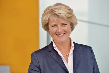 Kulturstaatsministerin Monika Grütters lud gestern zu einer Diskussion über die Zukunft der Berlinale (Bild: Christof Rieken)