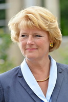 Kulturstaatsministerin Monika Gr�tters (Bild: Christof Rieken)