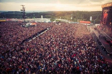 Lässt sich via MagentaMusik 360 nacherleben: Rock am Ring 2017 (Bild: Paul Ripke)