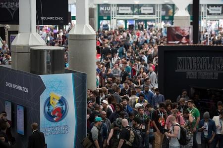Leichter Rückgang bei den E3-Fachbesuchern. (Bild: ESA)