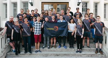Leipzig eSports ist der erste gemeinnützige eSport-Verein Deutschlands (Bild: Leipzig eSports e. V. / Marco Schur / marcoschur.de)