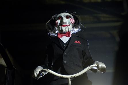 """Lionsgate lässt das """"Saw""""-Franchise mit """"Jigsaw"""" (Symbolbild) wieder auferstehen (Bild: Kinowelt)"""