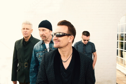 Lockten bei 41 Shows 2,7 Millionen Besucher an: U2 (Bild: Paolo Pellegrin)