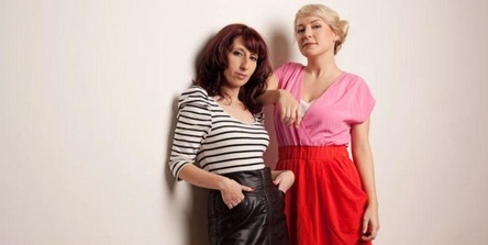 Machen ihre gemeinsame Agentur zu: Marina Buzunashvilli (links) und Cornelia Filipov (Bild: Screenshot, mc-communication.com)
