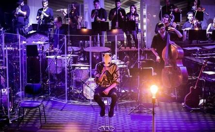 Macht im Rahmen seiner MTV Unplugged Open Air Tour einen Stopp in Arnsberg-Herdringen: Cro aus Stuttgart (Bild: a.s.s. concerts)