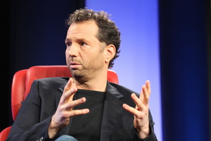 Meldet gute Zahlen: Michael Rapino, CEO Live Nation (Bild: Asa Mathat,All Things Digital)