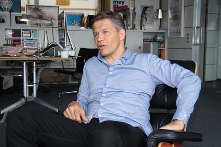 Mit Universal Music Marktführer: Frank Briegmann (Bild: MusikWoche)