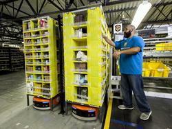 Mönchengladbach wäre das 12. Logistikzentrum in Deutschland (Bild: Amazon)