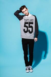 Multimedial erfolgreicher Jungspund: Troye Sivan (Bild: Universal Music)