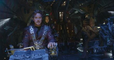 """Nach Umsatz bereits Jahresbester: """"Avengers: Infinity War"""" (Bild: Walt Disney)"""