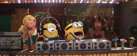 """Natürlich mit den Minions: """"Ich - Einfach unverbesserlich 3"""" wird bei der CineEurope in voller Länge gezeigt (Bild: Universal)"""