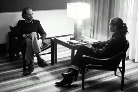"""Neuer Spitzenreiter der deutschen Arthouse-Kinocharts: """"3 Tage in Quiberon"""" (Bild: Prokino (Fox))"""