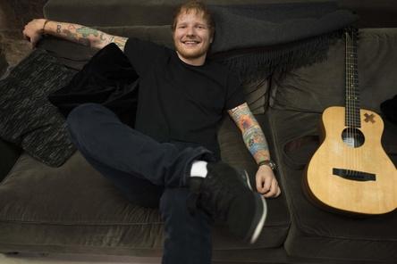 Nicht unwesentlich am Aufschwung des UK-Musikmarkts beteiligt: Ed Sheeran (Bild: Greg Williams)