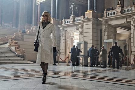 """Nummer eins auf Blu-ray: """"Atomic Blonde"""" (Bild: Universal)"""