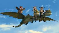 """Nur eines von vielen kommenden Kids-Highlights: """"Dragons - Die Reiter von Berk"""" (Bild: DreamWorks Animation)"""