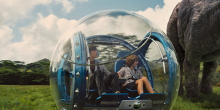 """Ohrenbetäubendes Erfolgsgebrüll: """"Jurassic World"""" (Bild: Universal)"""