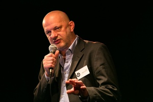 """Plant für 2015 erneut eine Most Wanted: Music convention ein: Olaf """"Gemse"""" Kretschmar (Bild: Stefan Wieland)"""