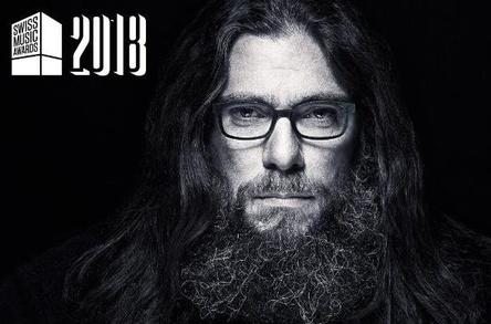 Prägte mit Celtic Frost das Metal-Genre: Martin Ain (Bild: Swiss Music Awards)