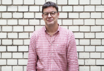 Präsentiert bei den Indie-Days Marktzahlen der unabhängigen Musikbranche: Jörg Heidemann (Bild: VUT)