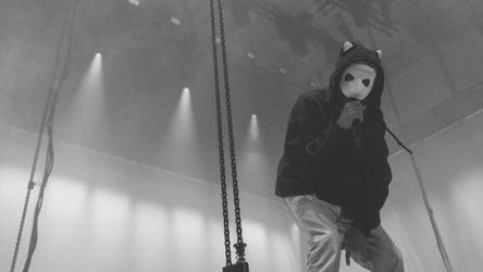Publikumsmagnet: Cro auf der Bühne (Bild: Saeed Kakavand/Chimperator Live)