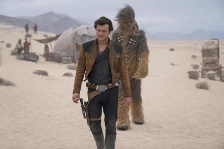 """Rockte Cannes: """"Solo: A Star Wars Story"""" (Bild: Walt Disney)"""