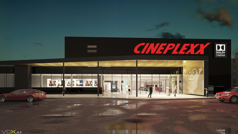 blickpunkt film news cineplexx salzburg er ffnet mit ice age premiere. Black Bedroom Furniture Sets. Home Design Ideas