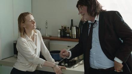 """Sandra Hüller und Peter Simonischek in """"Toni Erdmann"""", der Premiere im Wettbewerb von Cannes feiert (Bild: Komplizen Film/NFP)"""